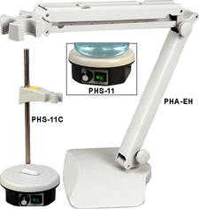 Electrode Holder and Magnetic Stirrer | PHA-EH and PHS-11 Series
