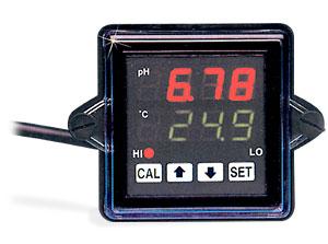 1⁄16 DIN pH值控制器 | PHCN-70系列