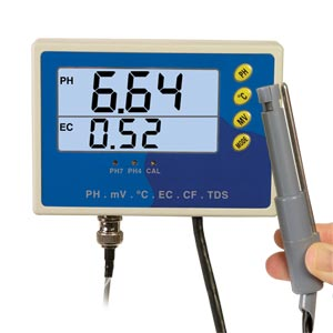 5-in-1 Multi-Parameter Water Quality Meter | PHH-128