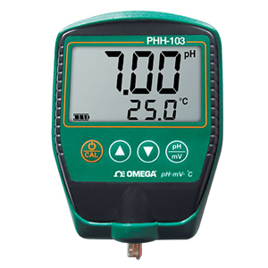 Portable pH/mV Temperature Meter | PHH103B