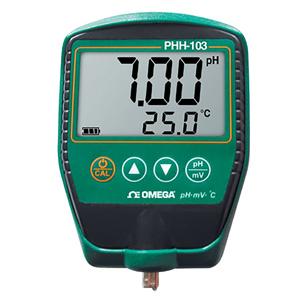 Portable pH/mV Temperature Meter | PHH103B