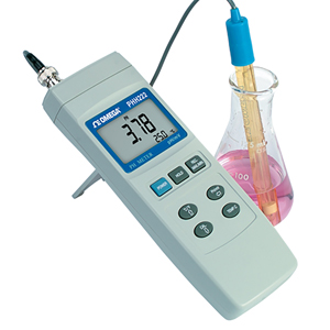 The portable pH Meter | PHH222