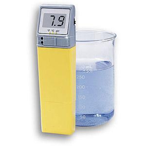 전극을 교체할 수 있는 Litmustik® 포켓 pH 시험기 | PHH-3X
