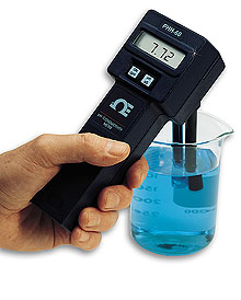 pH Probe | PHH60 and PHH80 POCKET PAL Series of Handheld Instruments