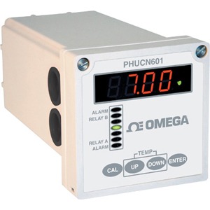 pH, ORP and Conductivity Controller and Transmitter | PHUCN601, PHUCN610, PHUTX601