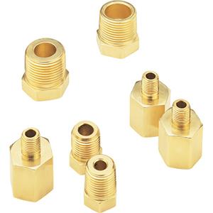 标准尺寸转接器和缩径衬套 | RA-(*) 和 RB-(*)