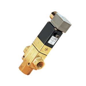 OMEGA-FLO 3-way General Purpose Solenoid Valves to 1 1/2