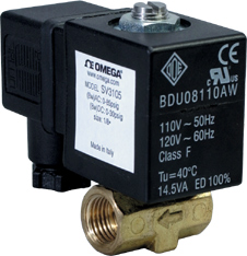 Low Cost Solenoid Valves Direct-Acting | SV3100 Series