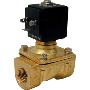 OMEGA-FLO 2-Way Zero Differential Solenoid Valves | SV3500 Series
