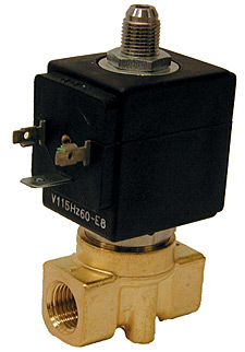 OMEGA-FLO 3-Way Direct Acting Solenoid Valves | SV4100 and SV4300 Series