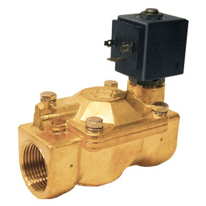 NSF Approved Valve | Lead-Free Brass | 2-Way Solenoid Valves