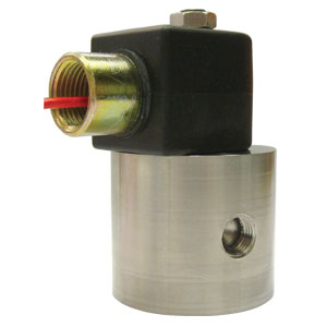 High Pressure Solenoid Valve | SVH-110 |Fuel Cell Valve | High Pressure Valve | SVH-110