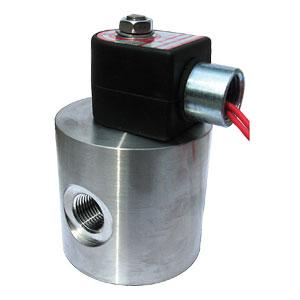 High Pressure Solenoid Valve |Fuel Cell Valve | High Pressure Valve  | SVH-120