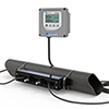 Clamp on Ultrasonic Flow Meter For 2.5