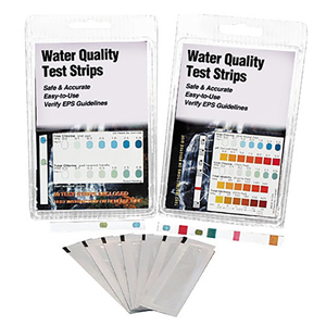 Water Quality Test Strips | WTS Series