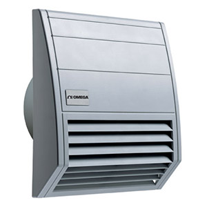 Filter Fan for Larger Enclosures | FF018 Large Series
