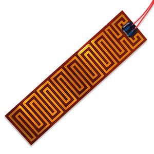 Polymide Flexible Heater, Vacuum Compatible | PFH-SERIES