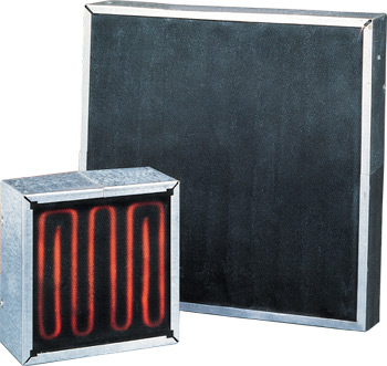 Infared Panel Heaters | QG Series