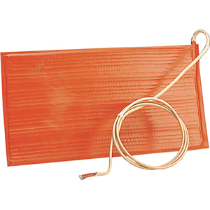 Rugged Low Cost Flexible blanket Heater | Moisture & Chemical Resistant | SSHB Series