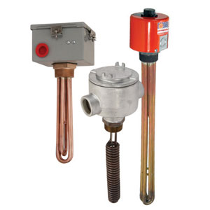 Screw Plug Immersion Heaters | TSP01840