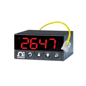 iS32 and iS8 Strain & load cell PID controllers | Omega Engineering | CNiS8 & DPiS8 Series