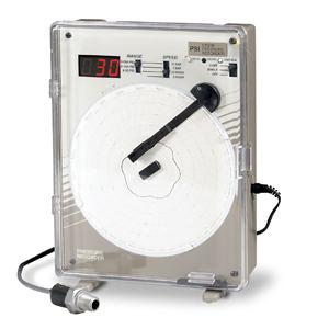 압력 원형 기록계 (차트 레코더) Pressure Recorders | CT87P 시리즈