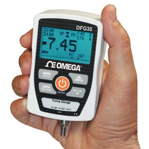 인장 압축 디지털 힘 게이지 | DFG35 시리즈