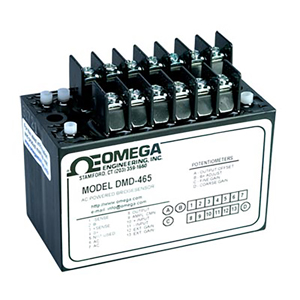 Strain Amplifier/Signal Conditioners Modules for Strain Gages, Load Cells and Transducers | DMD-465