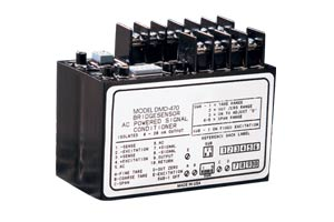 Isolated Signal Conditioners with Transducer Power up to 120 mA for Strain Gages, Load Cells and Transducers | DMD-475