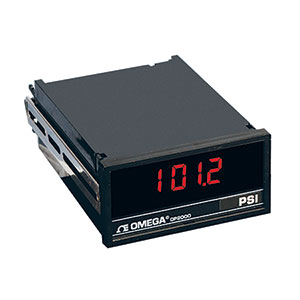 Strain/Microvoltmeter Indicator Controller, 1/8 Din | DP2000-S Series