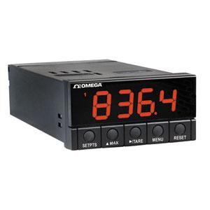 1/8 DIN Process Meter & Controller | DP25B Series
