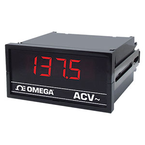 3-1/2 Digit AC Power Line Monitor, 1/8 DIN | DP301AN-AC