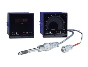 Indicators for Melt Pressure Control, Models DP434 Digital and DP409 Analog Controllers | DP434