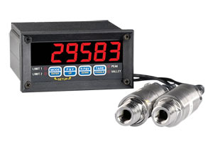 Dual Input Process Meters with Math Functions for Process Voltage or Current Inputs | DP7800