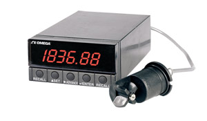 MultiFunction Meter for Batch Control, Rate Indication and Totalization | DPF5100