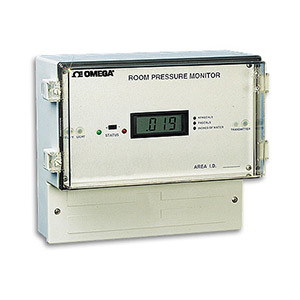 Room Pressure Monitors 