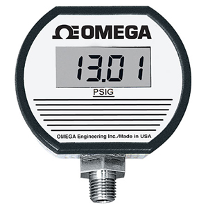 Digital Pressure Gauges with Alarms and Analog Output Functions | DPG1000 Series
