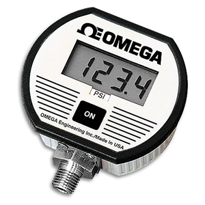 Digital Pressure Gauges with Alarm and Analog Outputs