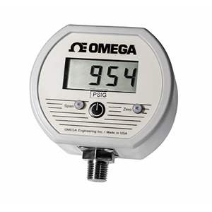 Digital Pressure Gauge NEMA-4 Rated | DPG1100 Series