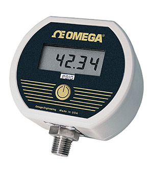 Min/Max Digital Pressure Gauges with NEMA 4X Case | DPG3500 & DPG3600 Series