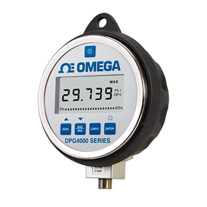 Digital High Precision Pressure Gauge with 0.05% Accuracy | Omega | DPG4000