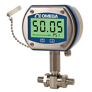 DIGITAL DIFFERENTIAL PRESSURE GAUGE VERY HIGH ACCURACY | DPG409_Diff Series