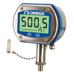 Digital Pressure Gauge, DPG409, DPG | DPG409 Series