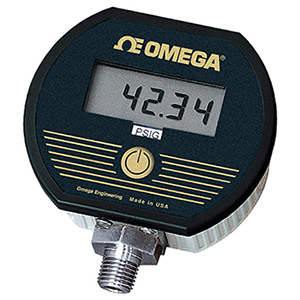 Min/Max Digital Pressure Gauges with Display Backlighting | DPG5600 Series