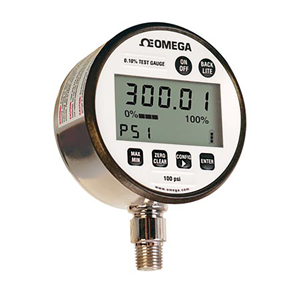 Precision Digital Test Gauge with Stainless Steel Cover | DPG7000 Series