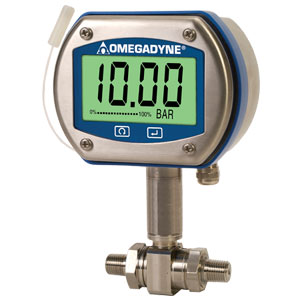DIGITAL PRESSURE GAUGES with METRIC FITTINGS AND RANGES | DPGM409DIFF Series