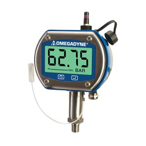 DIGITAL PRESSURE GAUGES WITH METRIC FITTINGS AND RANGES | DPGM409 Series METRIC PRESSURE GAUGES