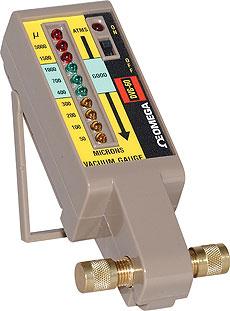 Electronic Vacuum Gauge, Vacuum Pressure Gage | DVG-60