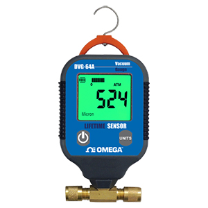 Vacuum Gauge Electronic and Digital | DVG-64A