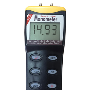Digital Manometer | Clean Gas | HHP8200 Series